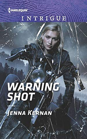 * Review * WARNING SHOT by Jenna Kernan