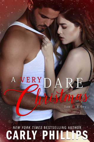 * Review * A VERY DARE CHRISTMAS by Carly Phillips