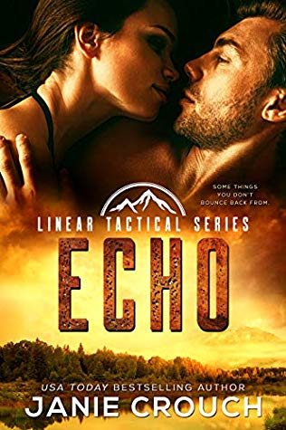 * Review * ECHO by Janie Crouch
