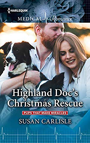 * Review * HIGHLAND DOC'S CHRISTMAS RESCUE by Susan Carlisle