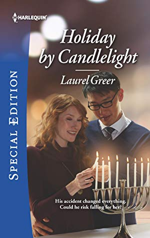 * Review * HOLIDAY BY CANDLELIGHT by Laurel Greer