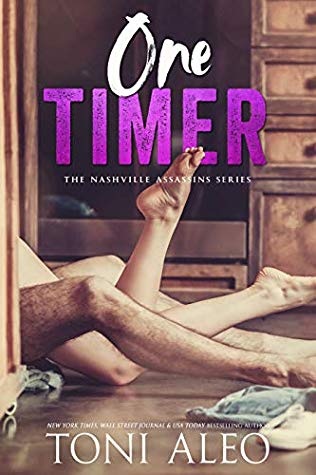 * Review * ONE TIMER by Toni Aleo