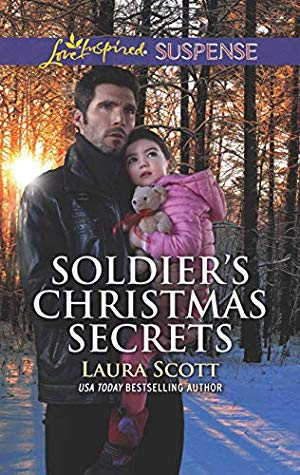 * Review * SOLDIER'S CHRISTMAS SECRETS by Laura Scott