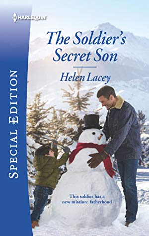The Soldier's Secret Son by Helen Lacey