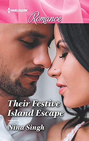 * Review * THEIR FESTIVE ISLAND ESCAPE by Nina Singh