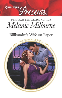 * Review * BILLIONAIRE'S WIFE ON PAPER by Melanie Milburne