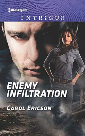 * Review * ENEMY INFILTRATION by Carol Ericson