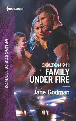 * Review * FAMILY UNDER FIRE by Jane Godman