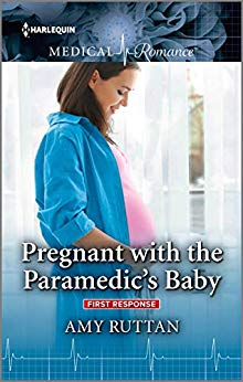 * Review * PREGNANT WITH THE PARAMEDIC'S BABY by Amy Ruttan