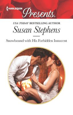 * Review * SNOWBOUND WITH HIS FORBIDDEN INNOCENT by Susan Stephens