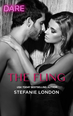 * Review * THE FLING by Stefanie London