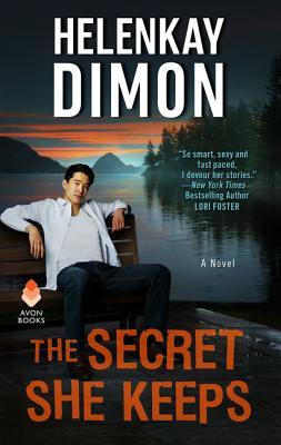 * Review * THE SECRET SHE KEEPS by HelenKay Dimon