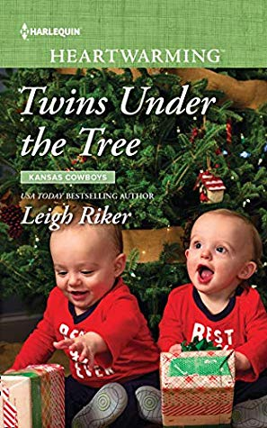 * Review * TWINS UNDER THE TREE by Leigh Riker