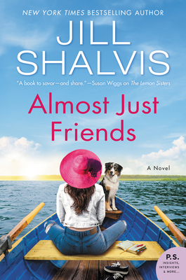 * Blog Tour/Review * ALMOST JUST FRIENDS by Jill Shalvis