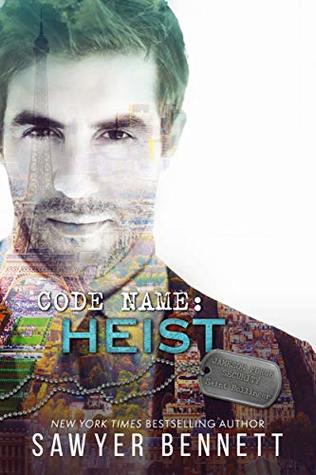 * Review * CODE NAME: HEIST by Sawyer Bennett