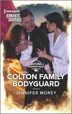* Review * COLTON FAMILY BODYGUARD by Jennifer Morey