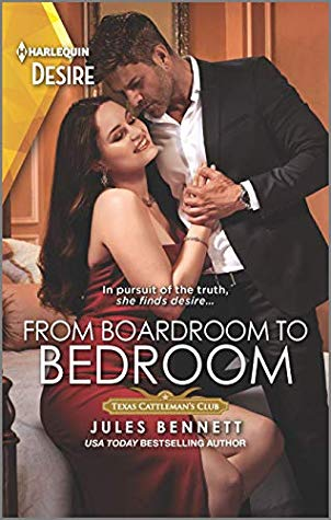 * Review * FROM BOARDROOM TO BEDROOM by Jules Bennett