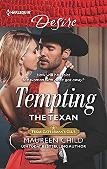 Tempting the Texan by Maureen Child