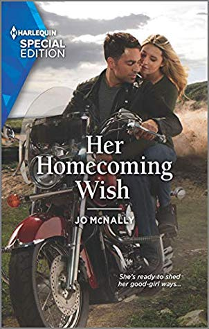* Review * HER HOMECOMING WISH by Jo McNally