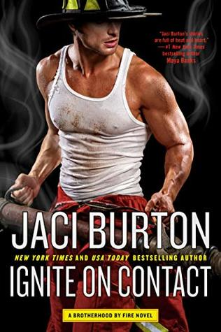 * Review * IGNITE ON CONTACT by Jaci Burton