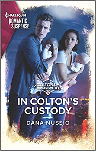 * Review * IN COLTON'S CUSTODY by Dana Nussio