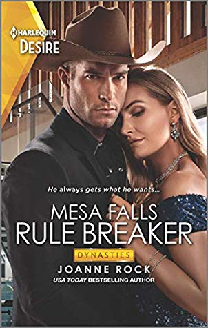 * Review * RULE BREAKER by Joanne Rock