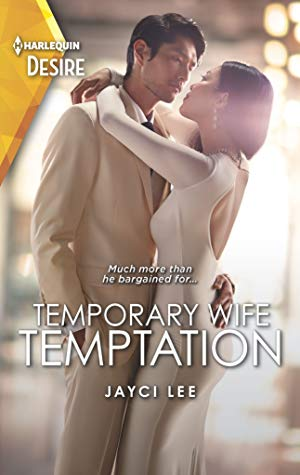 * Review * TEMPORARY WIFE TEMPTATION by Jayci Lee