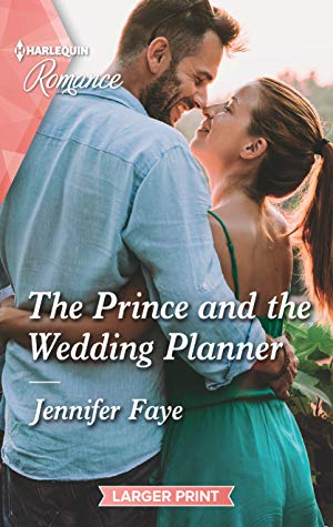 * Review * THE PRINCE AND THE WEDDING PLANNER by Jennifer Faye