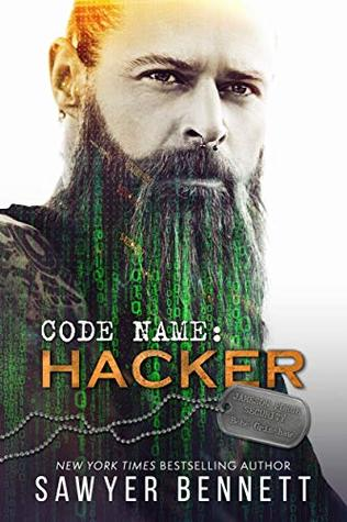 * Release Blast/Review * CODE NAME: HACKER by Sawyer Bennett
