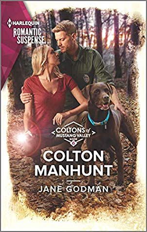 Colton Manhunt by Jane Godman