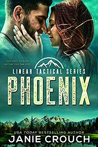 * ReleaseBlitz/Review * PHOENIX by Janie Crouch