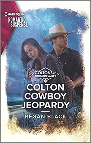 * Review * COLTON COWBOY JEOPARDY by Regan Black