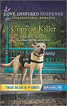 * Review * COPYCAT KILLER by Laura Scott