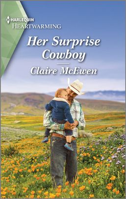 * Review * HER SURPRISE COWBOY by Claire McEwen
