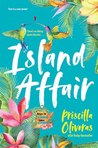 * Release Blitz/Review * ISLAND AFFAIR by Priscilla Oliveras
