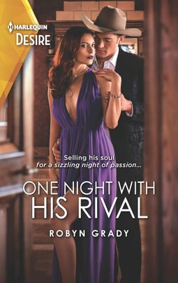 * Review * ONE NIGHT WITH HIS RIVAL by Robyn Grady
