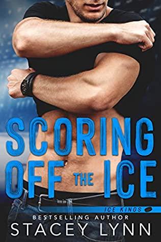 * Blog Tour/Review/Excerpt * SCORING OFF THE ICE by Stacey Lynn