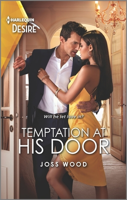 * Review * TEMPTATION AT HIS DOOR by Joss Wood