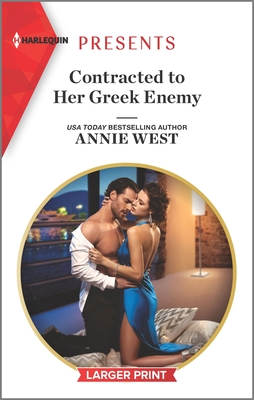 Contracted to Her Greek Enemy by Annie West