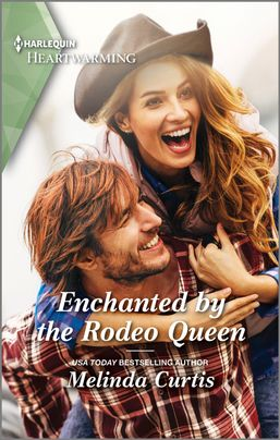 * Review * ENCHANTED BY THE RODEO QUEEN by Melinda Curtis