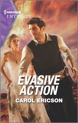 * Review * EVASIVE ACTION by Carol Ericson