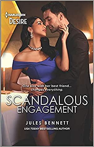* Review * SCANDALOUS ENGAGEMENT by Jules Bennett