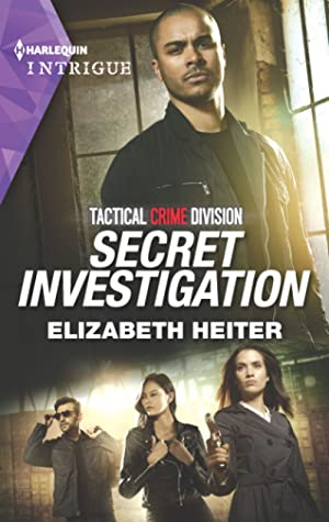 * Review * SECRET INVESTIGATION by Elizabeth Heiter