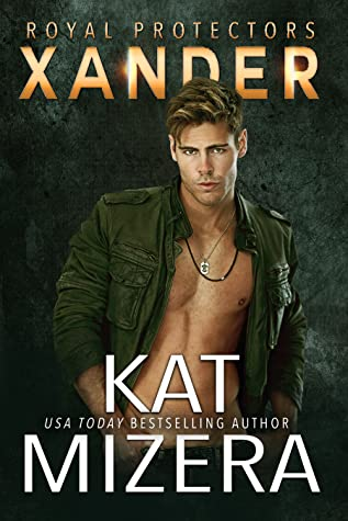 * Release Blitz/Review * XANDER by Kat Mizera
