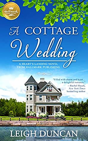* Review * A COTTAGE WEDDING by Leigh Duncan