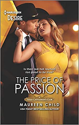 * Review * THE PRICE OF PASSION by Maureen Child