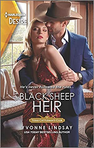 * Review * BLACK SHEEP HEIR by Yvonne Lindsay