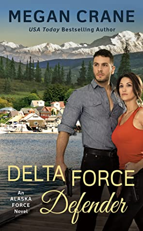* Review * DELTA FORCE DEFENDER by Megan Crane