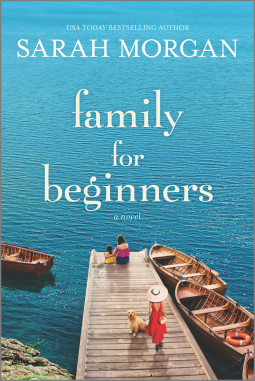 * Review * FAMILY FOR BEGINNERS by Sarah Morgan