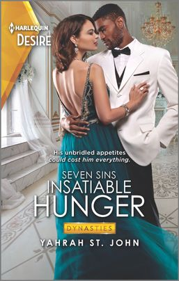 * Review * INSATIABLE HUNGER by Yahrah St. John